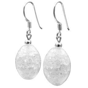 Ohrhänger-aus-Bergkristall-925-Silber-Olive