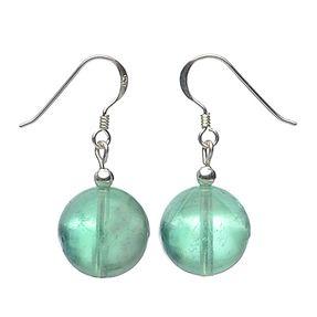 Ohrhänger-aus-Regenbogen-Fluorit-und-925-Silber