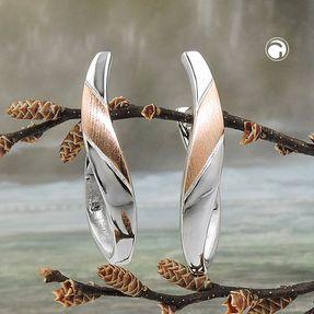Klappcreolen-Zirkonia-rotvergoldet-925-Silber