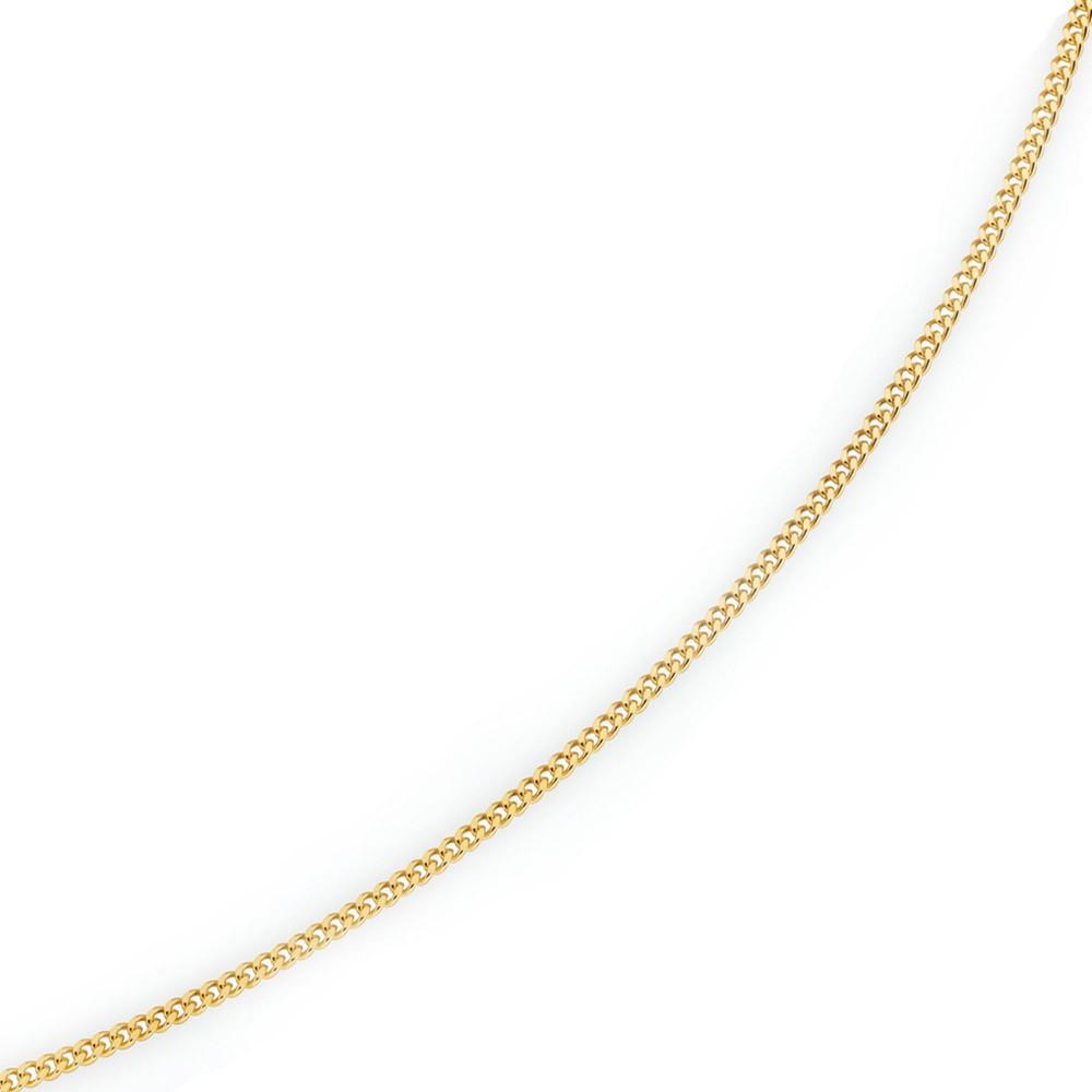 Goldkette 750 60 cm