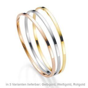 Armreif-aus-585-Rosegold-3mm-breit-flach