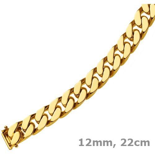 Gold 750 armband