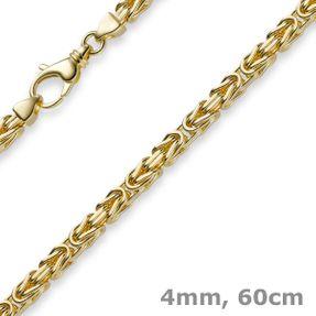4mm-Königskette-aus-750-Gelbgold-60cm