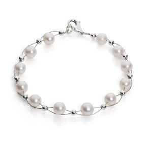 Armband-aus-Perlen-creme-weiß