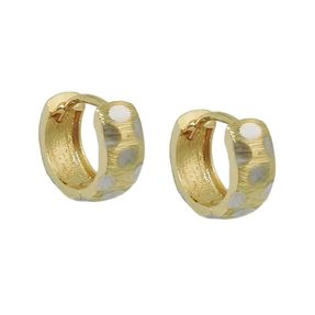 Creolen-11x4mm-mit-Muster-rund-375-Gold-bicolor