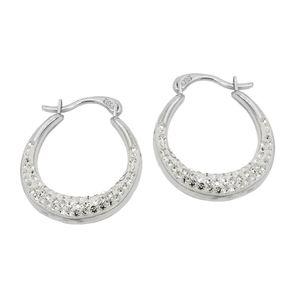 Creolen-mit-weißen-Kristallen-925-Silber