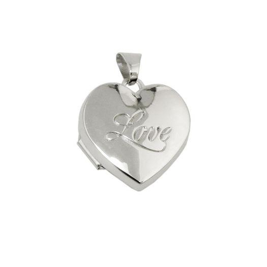 Medaillon-Herz-LOVE-925-Silber