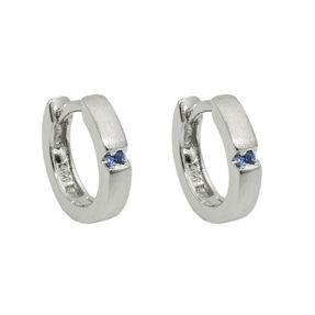 Creolen-13x2mm-mit-Zirkonia-blau-925-Silber