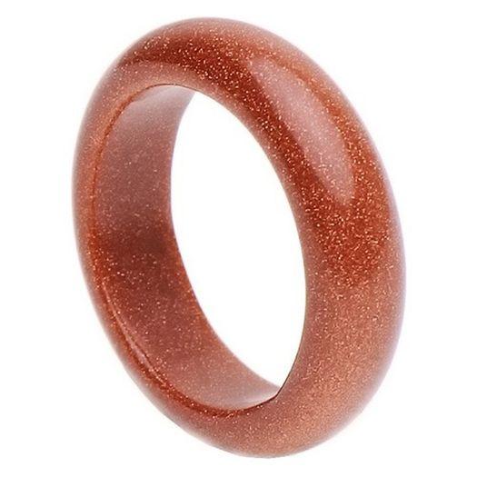 Ring-aus-Goldfluss-braun