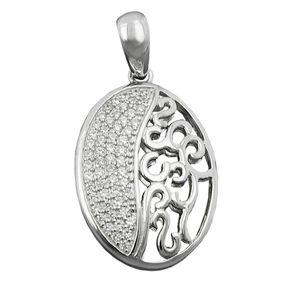 Anhänger-mit-Muster-Zirkonia-925-Silber