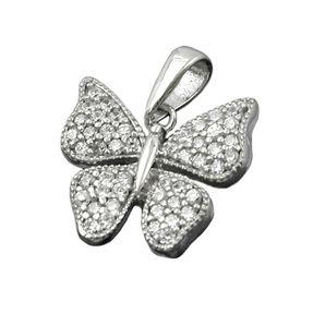 Anhänger-Schmetterling-13x14-5mm-925-Silber