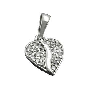 Kleiner-Anhänger-Herz-mit-Zirkonia-925-Silber