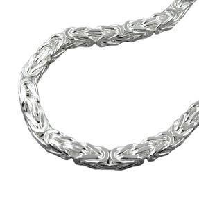 Collier-7mm-Königskette-Silber-925-60cm