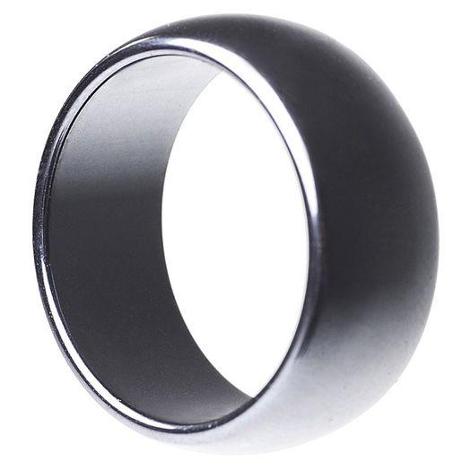 Breiter-Ring-aus-Hämatit