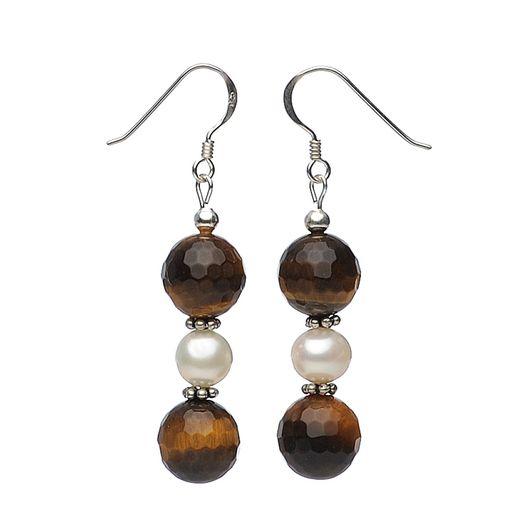 Ohrhänger-aus-Tigerauge-und-Perlen-und-925-Silber