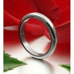 Ring-aus-Hämatit-flach-Breite-3mm