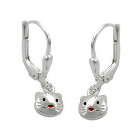 Ohrringe-Brisur-Katzen-echtes-925-Silber