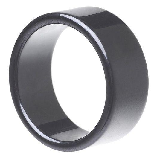 Breiter-Ring-aus-Hämatit-grau-und-glatt