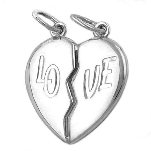 Doppelanhänger-Herz-LO-VE-aus-925-Silber