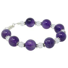 Armband-Amethyst-Bergkristall-weiss-violett