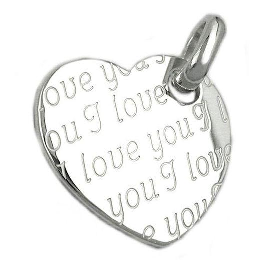 Anhänger-Herz-I-love-you-graviert-925-Silber