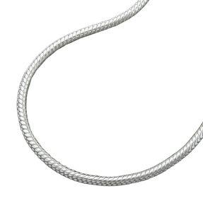 1-3mm-Schlangenkette-925-Silber-rund-38cm