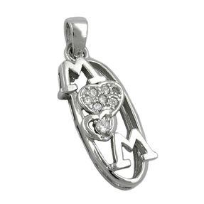 Anhänger-MOM-mit-Zirkonia-Herzen-925-Silber