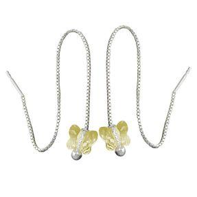 Durchzieher-gelb-Schmetterling-925-Silber