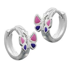 Creolen-Schmetterling-pink-lila-925-Silber