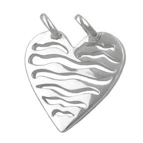 Anhänger-Herz-mit-2-Ösen-925-Silber