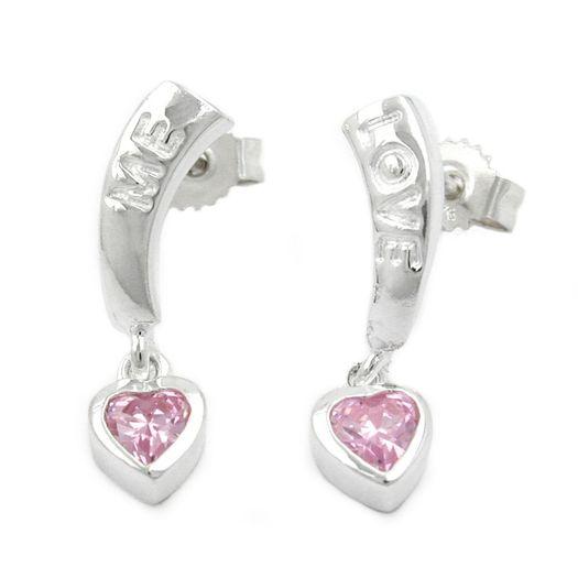 Ohrhänger-Herzen-Zirkonia-pink-925-Silber