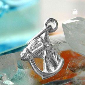Anhänger-Pferdekopf-aus-925-Silber