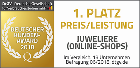 DtGV 1. Preis/Leistung - Schmuck Krone