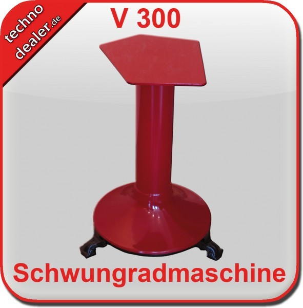 Volano 300  mit Blumenrad - Aufschnittmaschine Schwungradmaschine  – Bild 4
