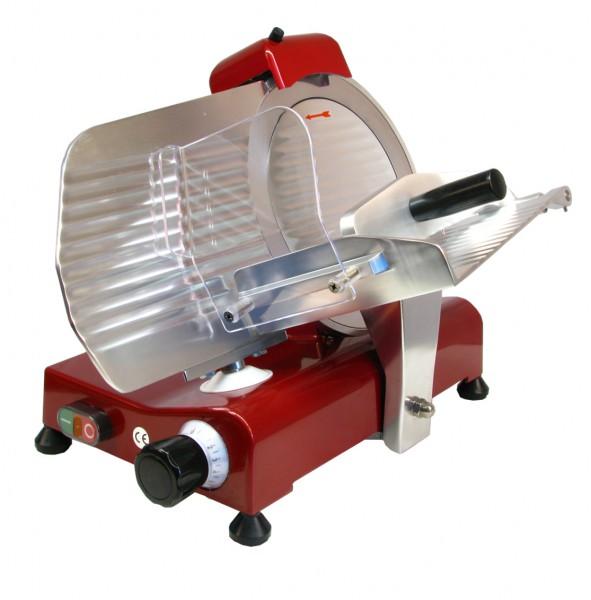 RS 300 ROT - Aufschnittmaschine Allesschneider  – Bild 1