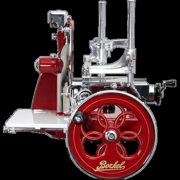Original Berkel P 15 Prosciutto Schneidemaschine mit Blumenrad – Bild 1
