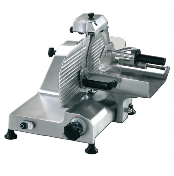 Slicer F250TC-V SILBER -  Aufschnittmaschine Allesschneider