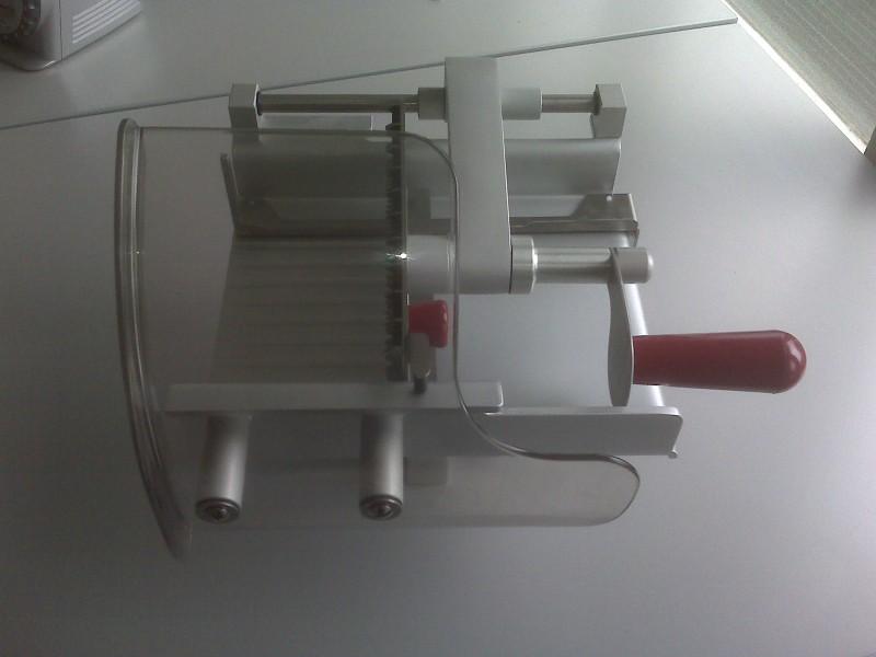 Aufschnittmaschine Senkrechtschneider Profi Berkel Futura BSFMM – Bild 2