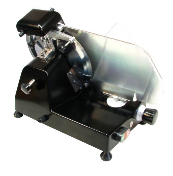 RS 275 SCHWARZ - Aufschnittmaschine Allesschneider  – Bild 2