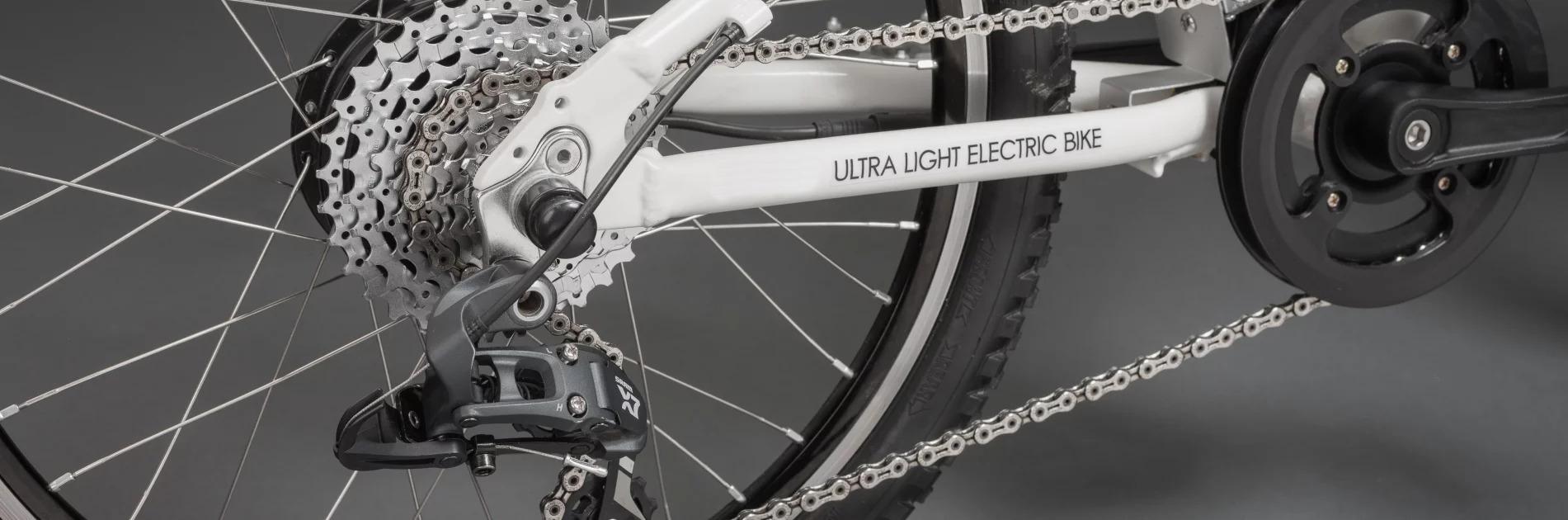 Antrieb unseres ben-e-bike TWENTY Kinder-E-Bike