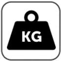 Ikona hmotnosti