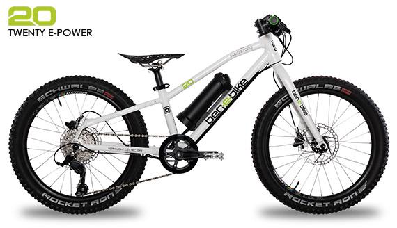 ben-e-bike TWENTY E-Power Kinder-E-Bike