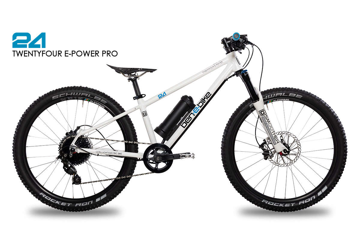 ben-e-bike TWENTYFOUR E-Power Kinder- & Jugend-E-Bike