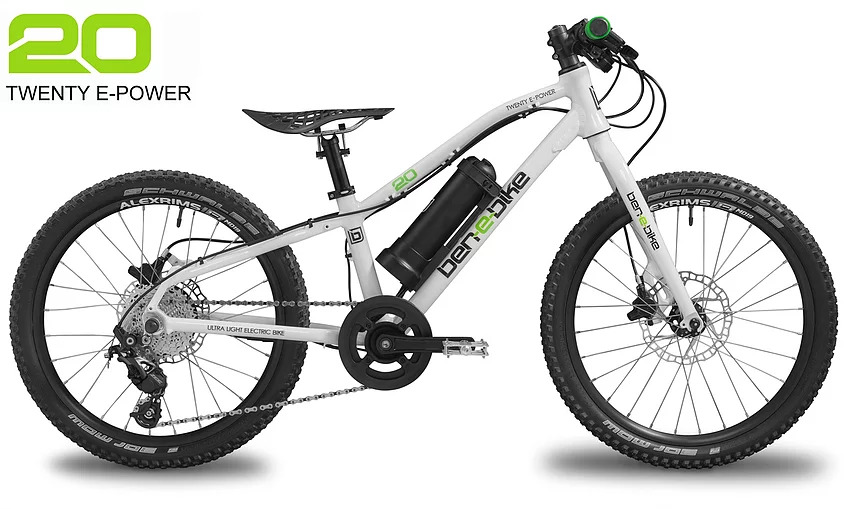 ben-e-bike TWENTY E-Power E-bike for children