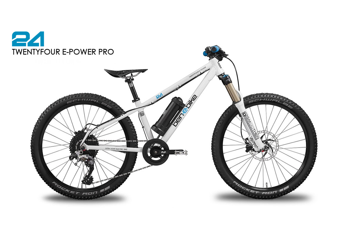 ben-e-bike TWENTYFOUR E-Power E-bike for children