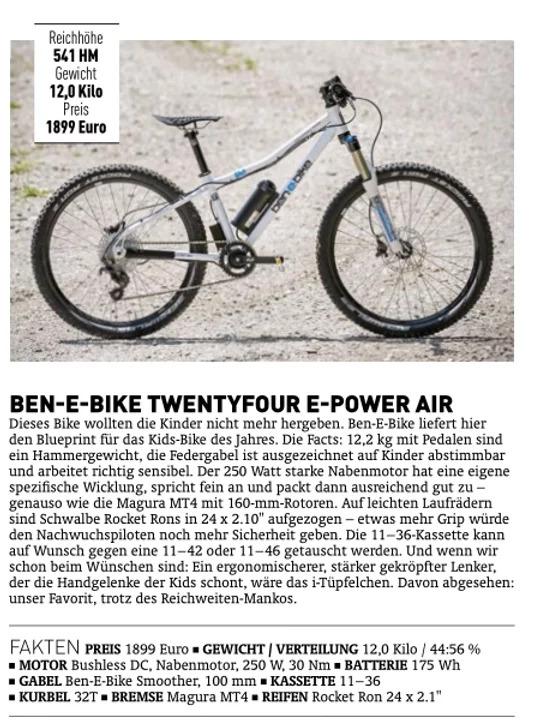Twentyfour E-Power Air