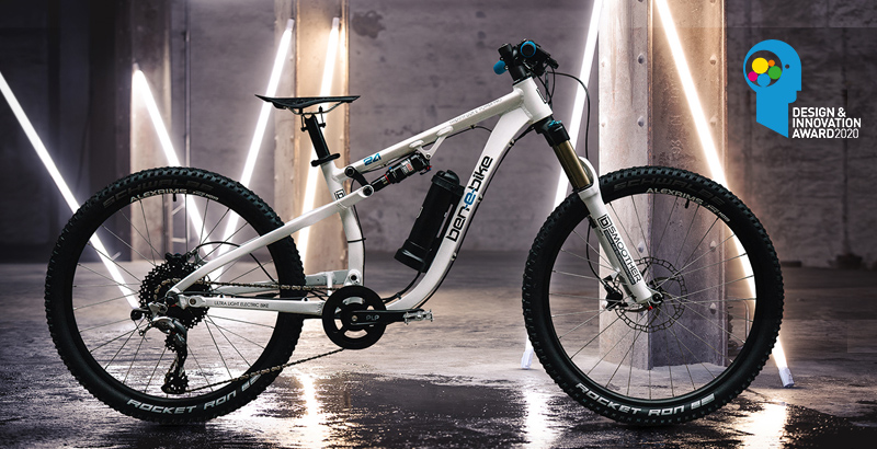 ben-e-bike Design & Innovation Award 2020