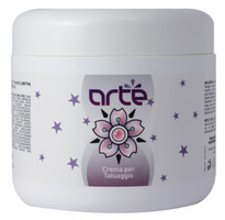 Tattoo Creme Arté 500 ml - Pflegemittel zur Tattoo Nachsorge