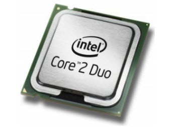 Intel Core 2 Duo Mobile T7600 SL9SD 2.33GHz 4MB