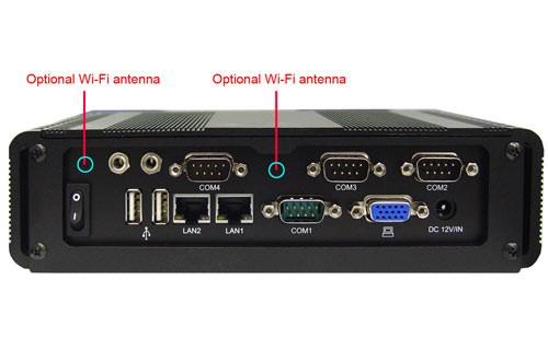 EOL-TT2851-9670-00C, 3I525A, 2xLan, 4x COM bis 4GB DDR3 – Bild 1